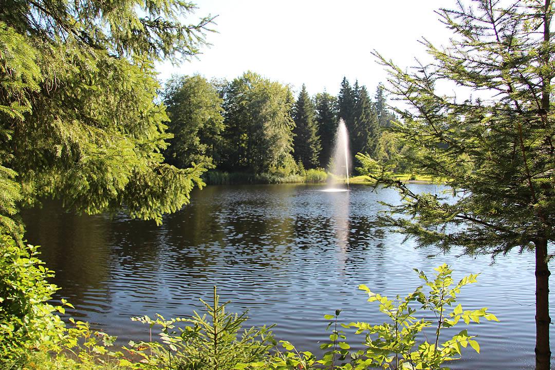 Camping Allgaeu - Badesee - Waldbad Isny - 9440