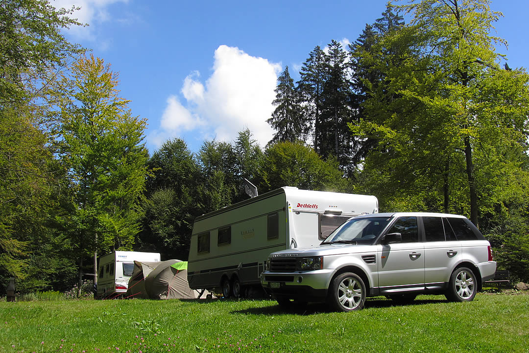 Camping Allgaeu - Campingplatz - Waldbad Isny - 0686