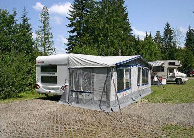 Camping Allgaeu - Campingplatz - Waldbad Isny - 7025