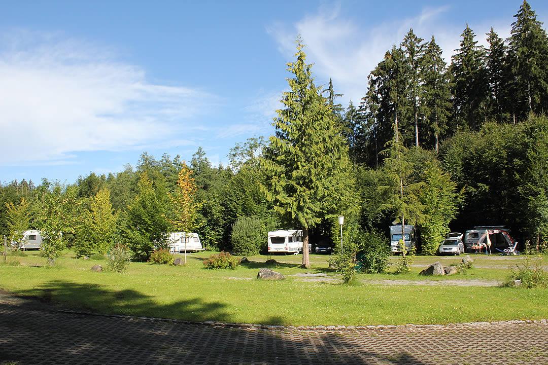 Camping Allgaeu - Campingplatz - Waldbad Isny - 8978