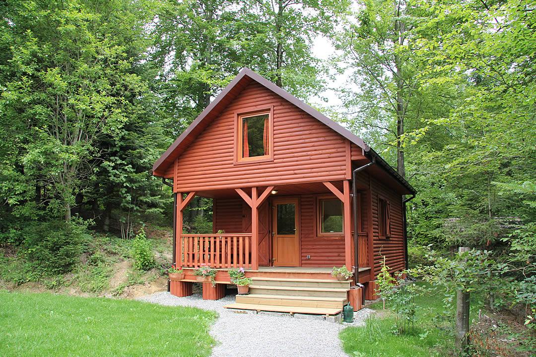 Camping Allgaeu - Ferienhaus - Waldbad Isny - 6466