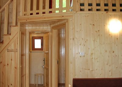 Camping Allgaeu - Ferienhaus - Waldbad Isny - 6477