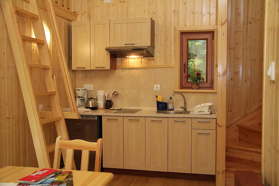 Camping Allgaeu - Ferienhaus - Waldbad Isny - 6488