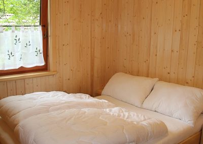 Camping Allgaeu - Ferienhaus - Waldbad Isny - 6490
