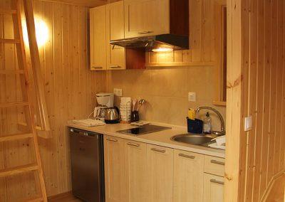 Camping Allgaeu - Ferienhaus - Waldbad Isny - 6515