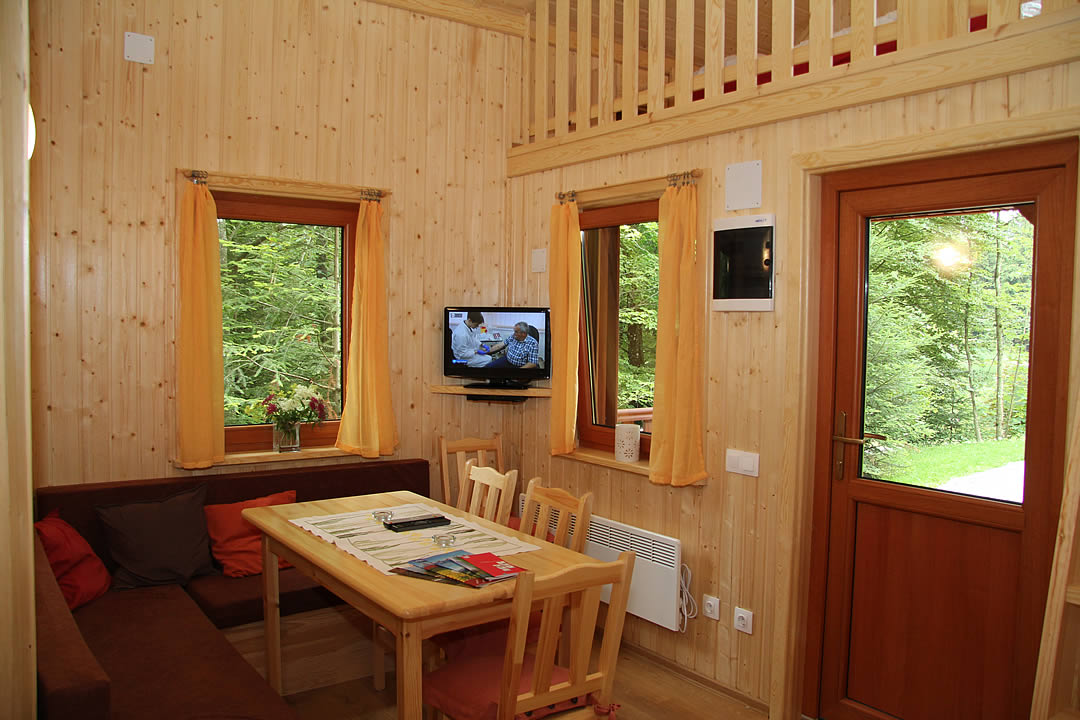 Camping Allgaeu - Ferienhaus - Waldbad Isny - 6521