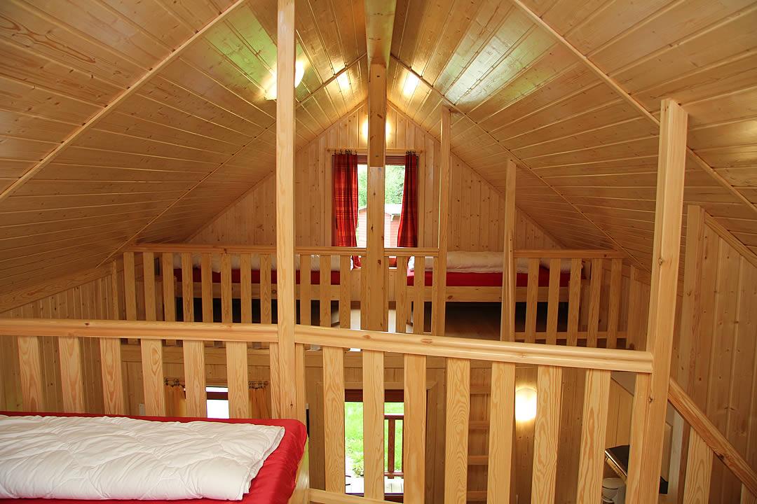 Camping Allgaeu - Ferienhaus - Waldbad Isny - 6541