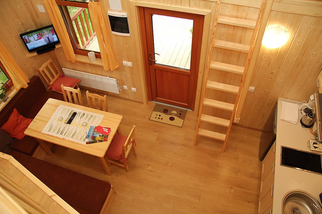 Camping Allgaeu - Ferienhaus - Waldbad Isny - 6555