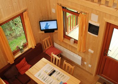 Camping Allgaeu - Ferienhaus - Waldbad Isny - 6558