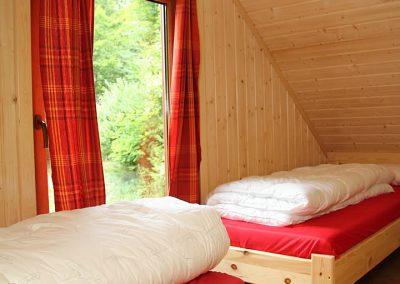 Camping Allgaeu - Ferienhaus - Waldbad Isny - 6566