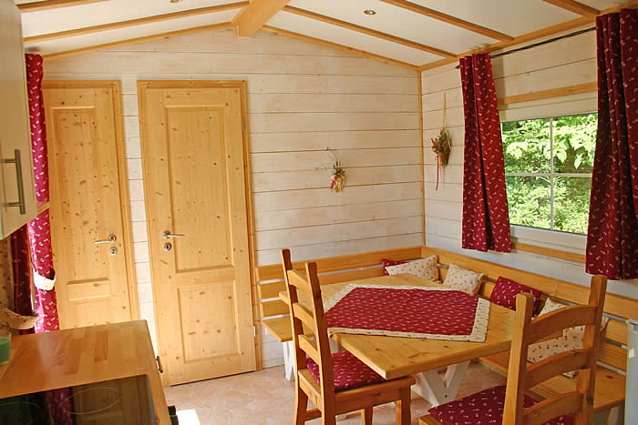 Camping Allgaeu - Ferienhaus - Waldbad Isny - 7046