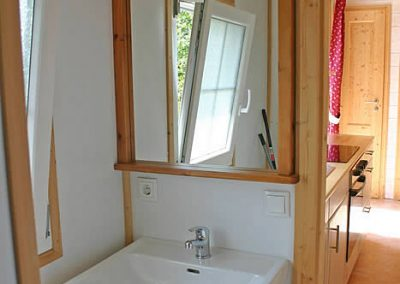 Camping Allgaeu - Ferienhaus - Waldbad Isny - 7050