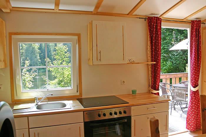 Camping Allgaeu - Ferienhaus - Waldbad Isny - 7051