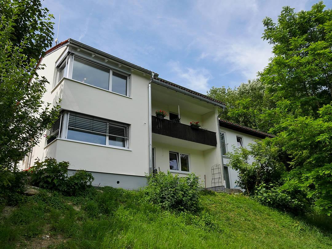 Camping Allgaeu - Ferienwohnung - Waldbad Isny - P2510317