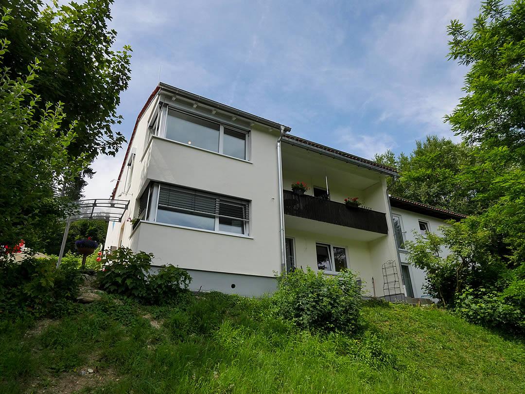 Camping Allgaeu - Ferienwohnung - Waldbad Isny - P2510319
