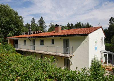 Camping Allgaeu - Ferienwohnung - Waldbad Isny - P2510360