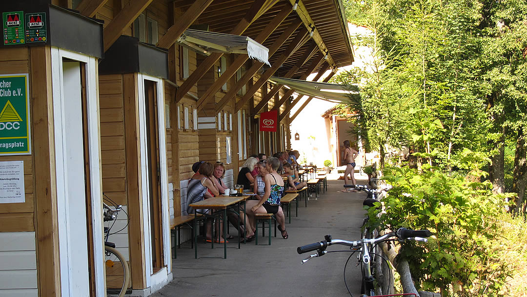 Camping Allgaeu - Gaststaette - Waldbad Isny - 0917