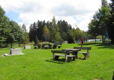 Camping Allgaeu - Umgebung - Waldbad Isny - 0666
