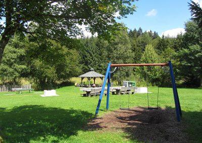 Camping Allgaeu - Umgebung - Waldbad Isny - 0669