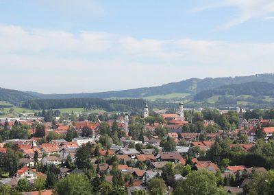 Camping Allgaeu - Umgebung - Waldbad Isny - 9004
