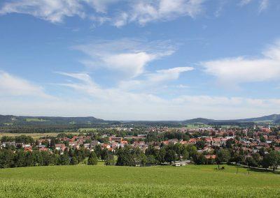 Camping Allgaeu - Umgebung - Waldbad Isny - 9007